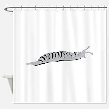 Slug Shower Curtain