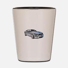 Bentley Continental car Shot Glass