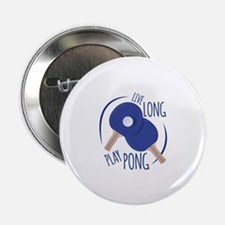 "Play Pong 2.25"" Button (10 pack)"