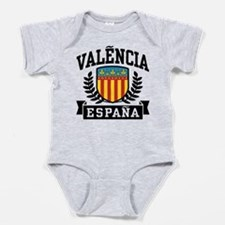 Unique Valencia Baby Bodysuit