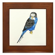 Marty Bird  Framed Tile