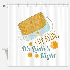 Ladies Night Shower Curtain