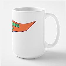 Crockydiles Rock Large Mug