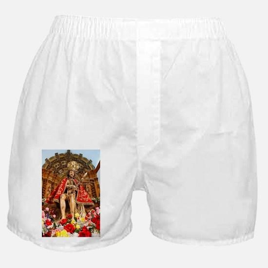 Senhor Bom Jesus da Pedra Boxer Shorts