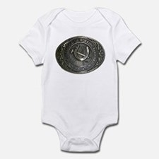 BWFA Belt Buckle Infant Bodysuit