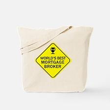 Mortgage Broker Tote Bag