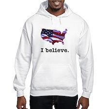 I Believe in America Jumper Hoody