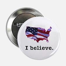I Believe in America Button