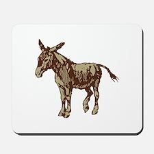 Image Donkey clip art Mousepad