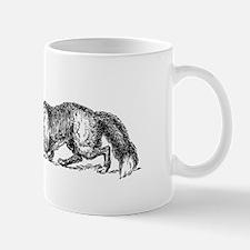 Hunting fox Mugs