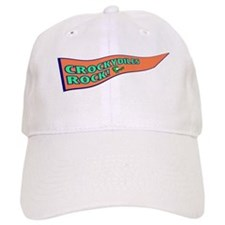 Crockydiles Rock Baseball Cap