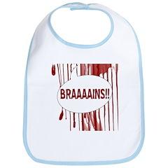Bloody Brains Bib