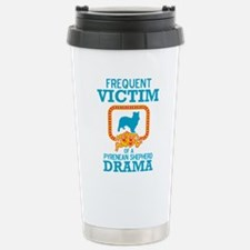 Funny Pyrenean Travel Mug