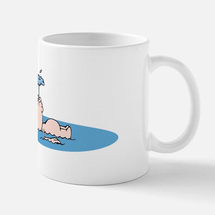 Pig Floating Mugs