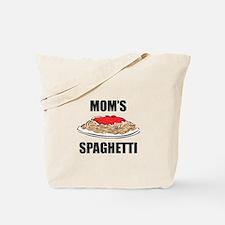 Mom's Spaghetti Tote Bag