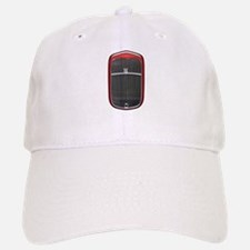 Grill-Red Baseball Baseball Cap