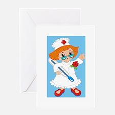Baby NurseBaby Nurse Greeting Cards