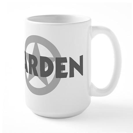 Warden Mug (Large)