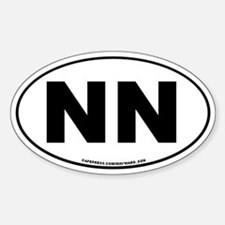 Nevernever Decal