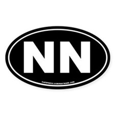 Nevernever Dark Decal