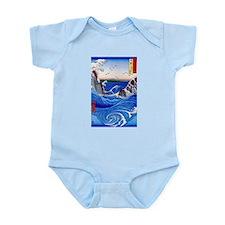Sea, Hiroshige ???? Body Suit