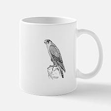 Peregrine falcon Mugs