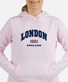 London England Union Jack Sweatshirt