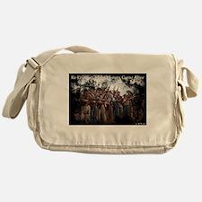 Confederate Volley Messenger Bag