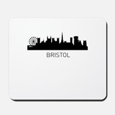 Bristol England Cityscape Mousepad