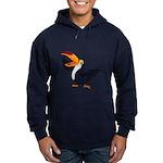 Happy Toucan Logo Hoody Hoodie (dark)
