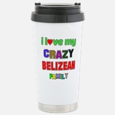 I love my crazy Belizea Stainless Steel Travel Mug