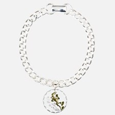 Fast Road Runner fox Charm Bracelet, One Charm