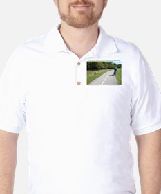 DEER SURPRISE Golf Shirt
