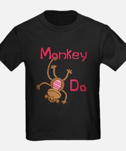 Cool Monkey girl T