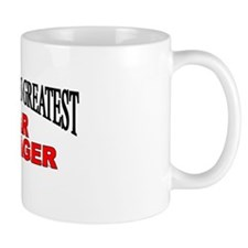 """The World's Greatest Bar Manager"" Mug"