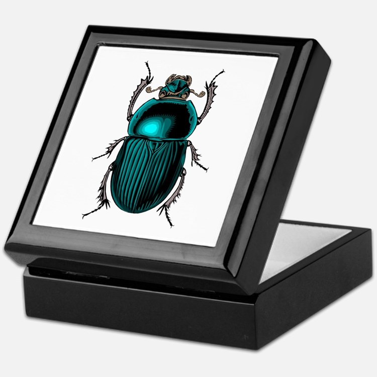 Beetle Bug Keepsake Box