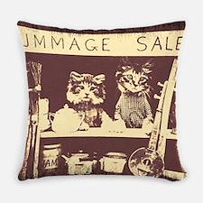 Cute Garage sale Everyday Pillow