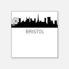Bristol England Cityscape Sticker