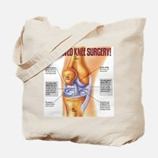 Knee Surgery Gift 1 Tote Bag