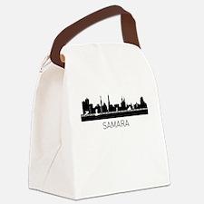 Samara Russia Cityscape Canvas Lunch Bag