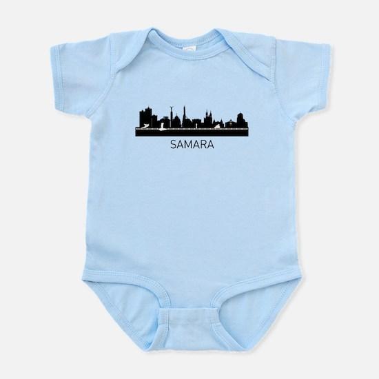 Samara Russia Cityscape Body Suit