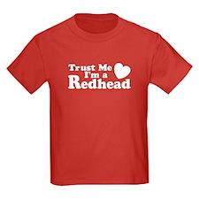 Trust me I'm a Redhead T