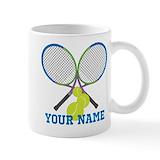 Tennis Standard Mugs (11 Oz)