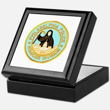 Philadelphia Homicide Divisio Keepsake Box