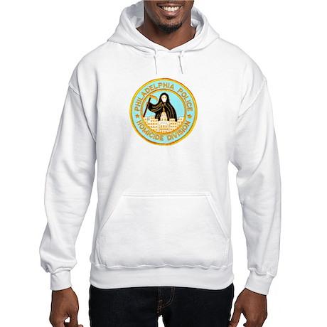 Philadelphia Homicide Divisio Hooded Sweatshirt