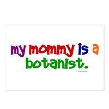 My Mommy Is A Botanist (PRIMARY) Postcards (Packag