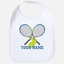 Personalized Tennis Player Bib