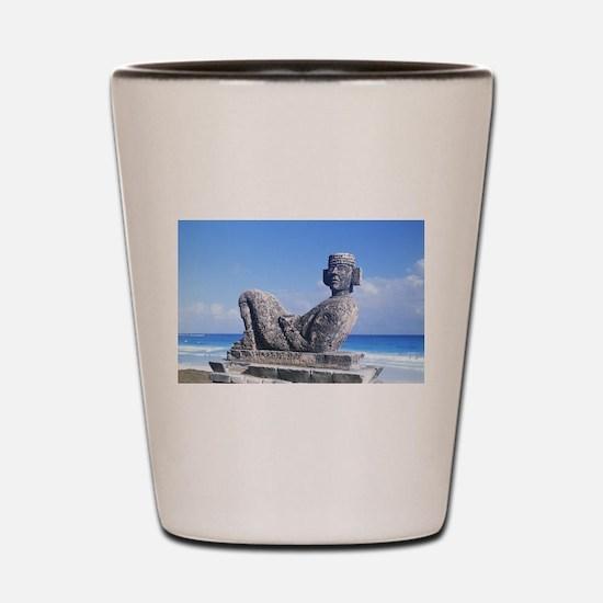 monument Shot Glass