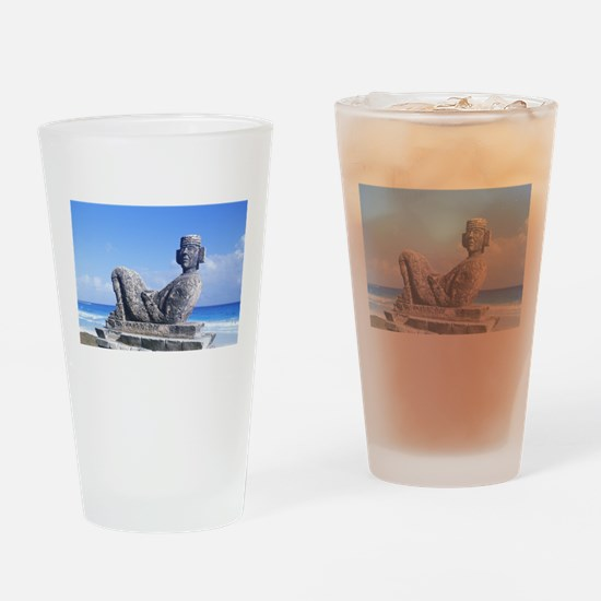 monument Drinking Glass