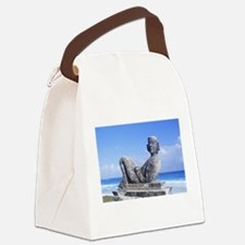 monument Canvas Lunch Bag